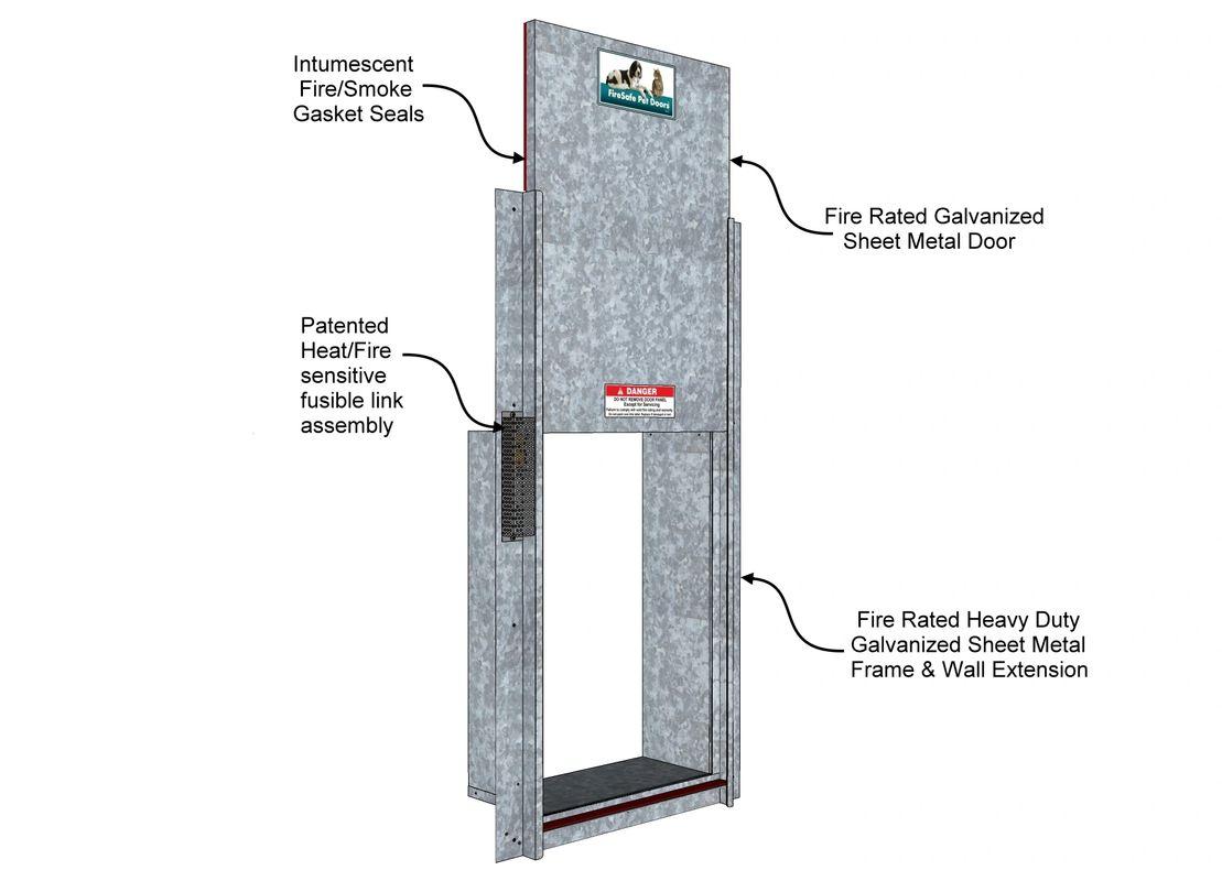 how to install a pet door installation,