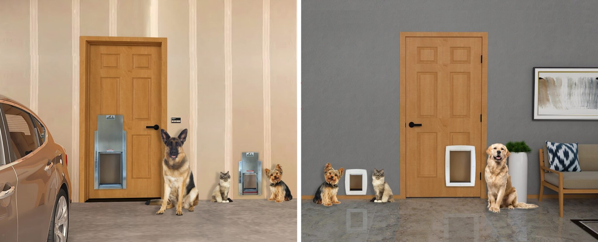 FireSafe Pet Doors header